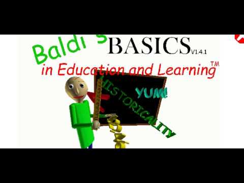 All Secret Codes In Baldi S Basics In Education And Learning V1