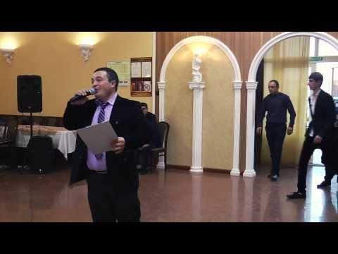 Армянский тамада Мгер