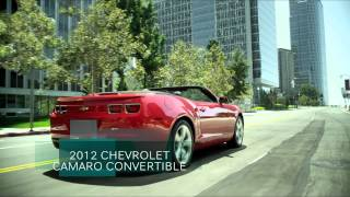 Sweeney Chevrolet Buick GMC Presents: 2012 Performance Cars