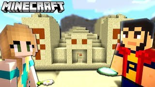 MINECRAFT | Exploram PIRAMIDELE SECRETE ! +Altele
