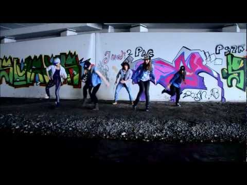 "Konshens ""Buss a Blank"" choreographed by Magda Olejarczyk"