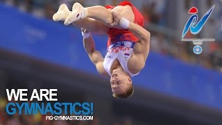 ABLIAZIN Denis (RUS) – 2014 Artistic Worlds, Nanning (CHN) – Qualifications Floor
