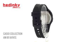 casio collection aw 81 1a1ves