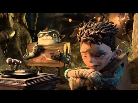 The Boxtrolls Official International Trailer #1 (2014) - Simon Pegg Movie HD