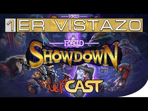 FORCED SHOWDOWN | Español - 1er Vistazo