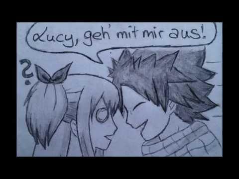 Natsu x Lucy 「Doujinshi」- Natsu's Wette - [GERMAN - PART 1]