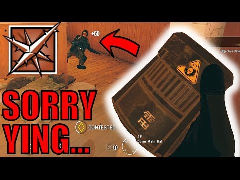 BEST LESION PLAYER EVER?! - Lesion VS Ying - Rainbow Six Siege Gameplay