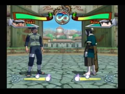 Naruto Clash of Ninja 2: Ultimate Combos