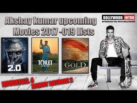 Akshay Kumar Upcoming Movies 2017 To 2019