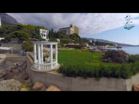 Санаторий Морской прибой видео-обзор Крым