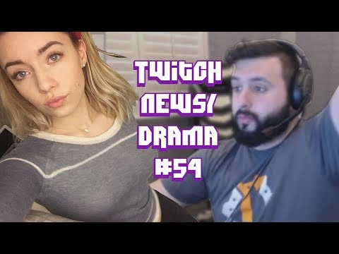 Twitch Drama 54 Moe_TV Banned, CinCinBear, KingRichard, MizKif, Hampton Brandon In Jail
