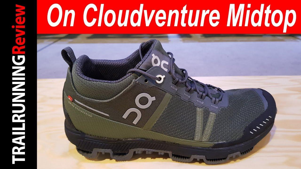 On Cloudventure Midtop Preview