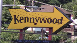 Kennywood Park Review West Mifflin, Pennsylvania HD 60fps
