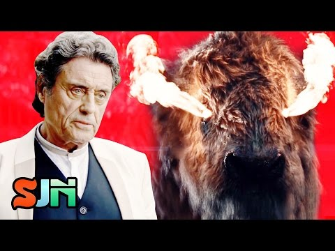 American Gods Opening Released!