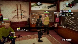 Dead Rising 2 Off The Record - Online Co-op Part 2