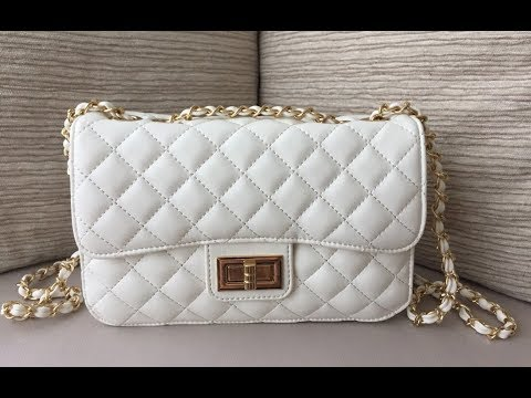 757653a4b823 Chanel Inspired Bag
