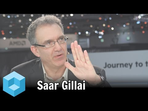 Saar Gillai, HPE - HPE Discover 2015 London - #HPEDiscover - #theCUBE
