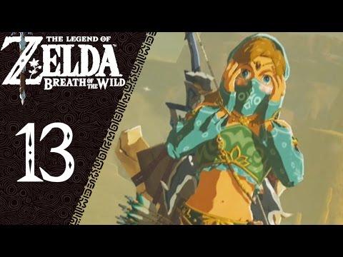 ZELDA BREATH OF THE WILD FR #13 - LINK EN FEMME ?!