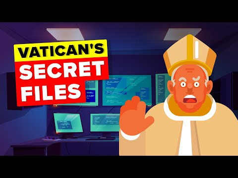 What's Hiding in the Vatican Secret Archives