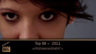 Krisenmanagement - Kurzfilm von Isabell Kummerlöw, Top 99 des 99FIRE-FILMS-AWARD 2011