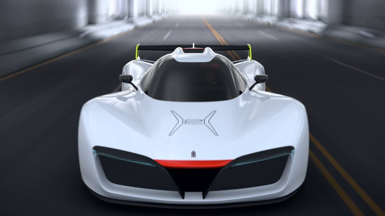 Pininfarina H2 Speed Youtube