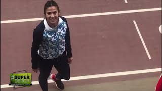 María Ayelén Diogo compitió en Lima