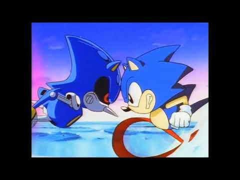 Sonic The Hedgehog OVA OST: South Island