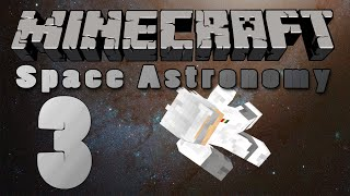 Minecraft- Space Astronomy 3 1.0.7: Making some tools
