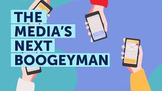 The media's next boogeyman | Yang Speaks
