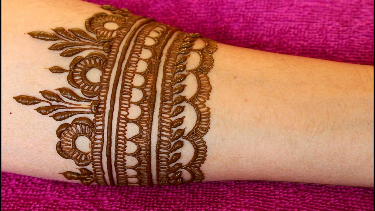 henna bridal mehndi designs