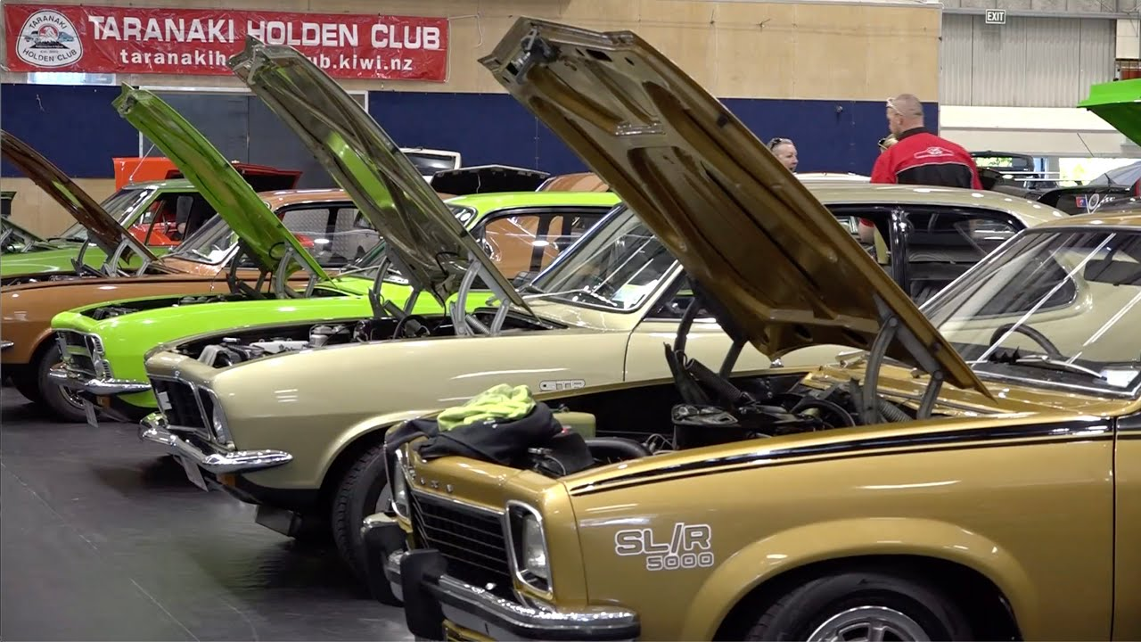2019 New Zealand Holden Nationals: Classic Restos - Series 41