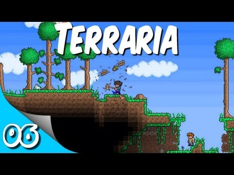 Bob Lennon et Alex sur Terraria #06