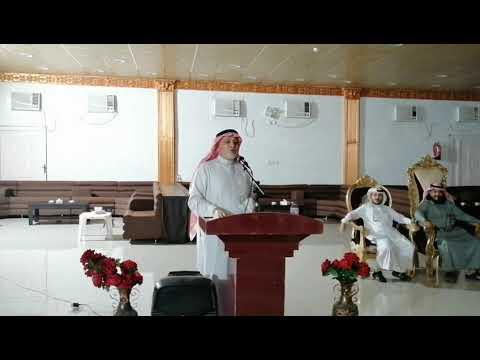 حفل تكريم الاستاذ: يوسف العبسي الاردني من قبيله قيس