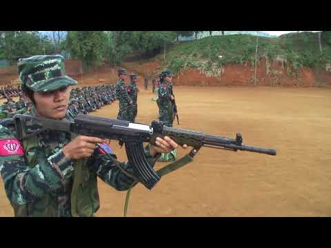 Arakan Army: The Way of Rakhita 2018
