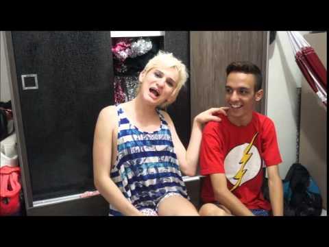 Diário da Romagaga - Fiz a Pink Patricia na Balada