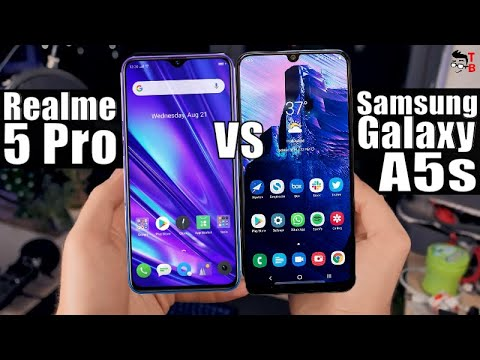 Samsung Galaxy A50s vs Realme 5 Pro: $400 vs $200 Which One