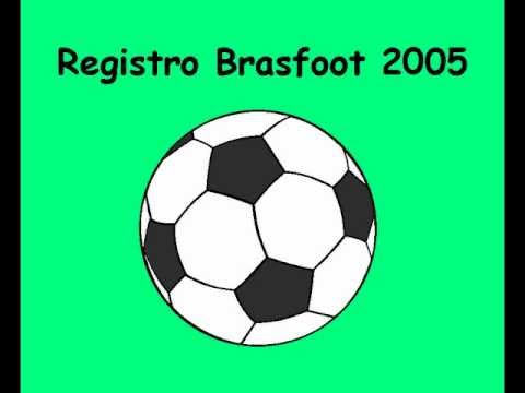 registro brasfoot 2005