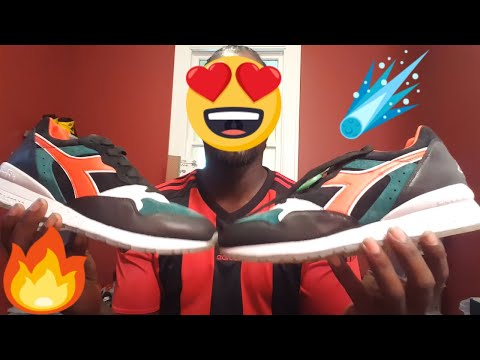 BAIT x DIADORA x ASTRO BOY *REVIEW* PACK COMPLETE