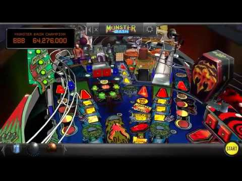 Pinball Arcade : High Speed et Monster BASH sur Linux