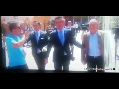 Un socio salmantino del Barcelona 'abronca' a Bartomeu