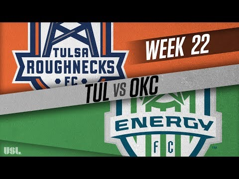 Tulsa Roughnecks FC vs OKC Energy FC: August 8, 2018