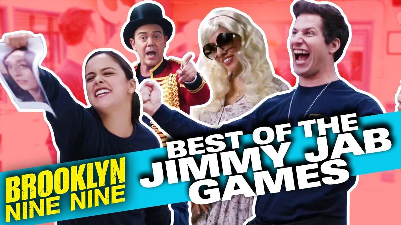 Brooklyn Nine-Nine: The Jimmy Jab Games - TV.com