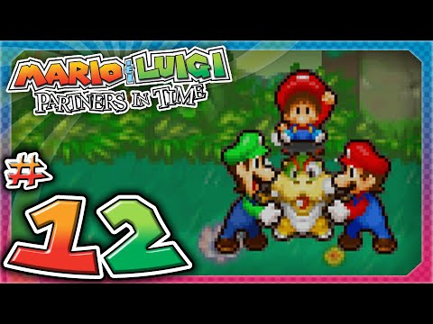 Mario and Luigi: Partners In Time - Part 12: Inside The Belly Of The Beast!