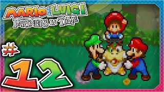 Mario and Luigi: Partners In Time - Part 12: Inside The Belly …