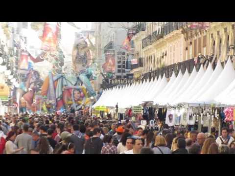 Fiesta de las Fallas 2017 Valencia
