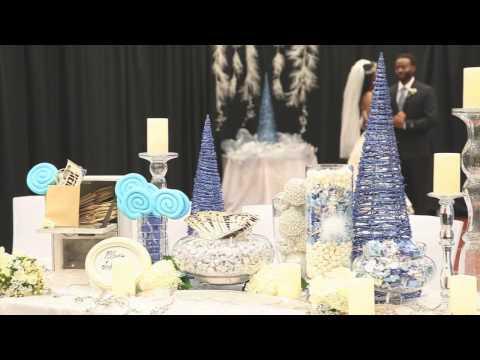 """Experience Extraordinary Weddings""  LeGrand Center Shelby, NC ~ Winter"