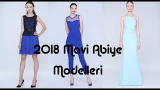 Tozlu Giyim Mavi Abiye Modelleri 2018