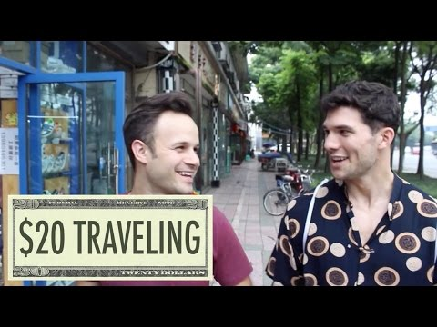 Chengdu, China: Traveling for $20 A Day (ft Trevor James) - Ep 3