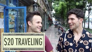 Chengdu, China: Traveling for 20 Dollars a Day - Ep 3