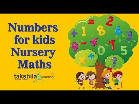 Nursery Maths Online Classes | Maths Online Classes | Practice Worksheets | CBSE| Counting | Numbers